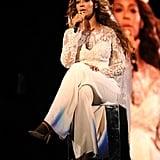 Beyoncé in Elie Saab