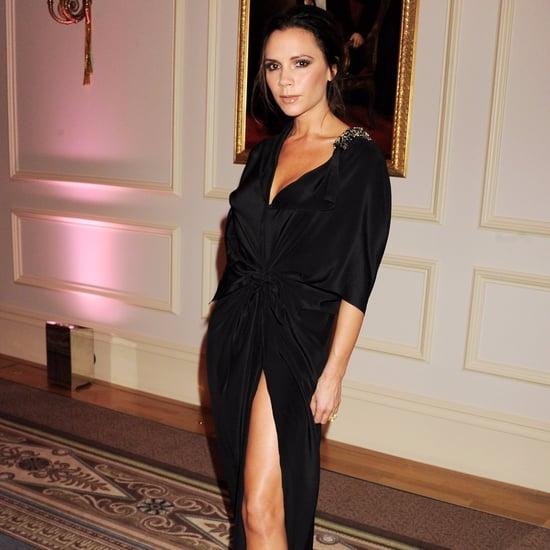 Victoria Beckham Sexiest Dresses