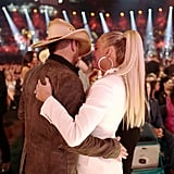 Pictured: Jason Aldean and Brittany Aldean