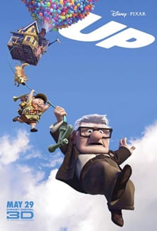 Up Wins Best Animated Feature at the 2010 Oscars