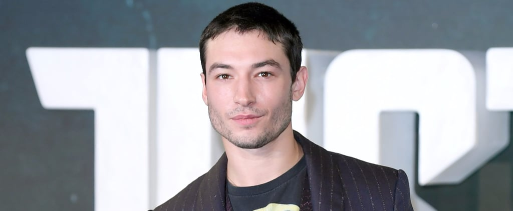 7 Things to Know About Ezra Miller, the Guy Who Plays The Flash in Justice League