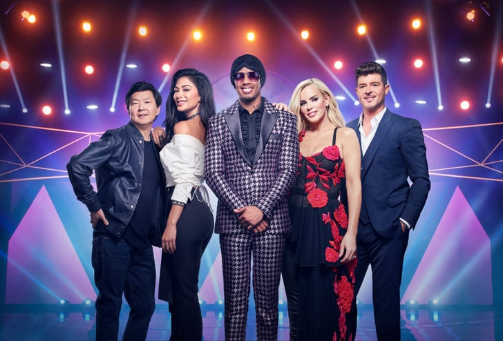 Who Is On The Masked Singer POPSUGAR Entertainment