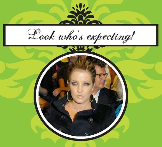 Lisa Marie Presley Is Pregnant!