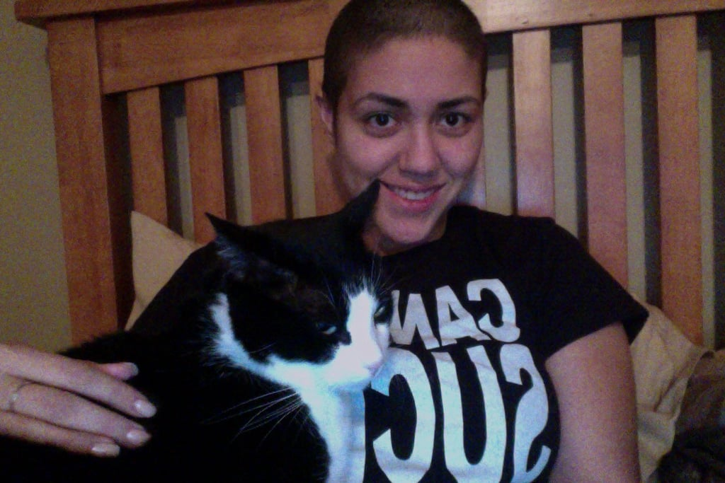 How My Cat Helped Me Battle Cancer