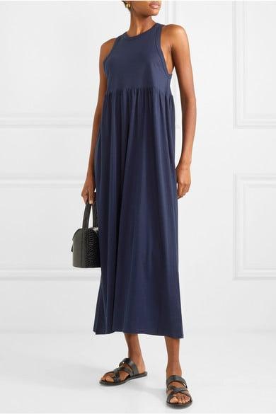 Ninety Percent Organic Cotton-Jersey Maxi Dress