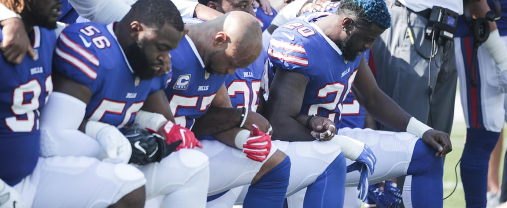 How #TakeAKnee Echoes Martin Luther King Jr. and the Civil Rights Movement