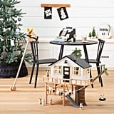 We'll take all of these gorgeous wooden toys, but we'll start with the Toy Treehouse ($120)!