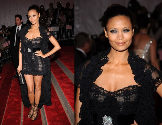The Met's Costume Institute Gala: Thandie Newton