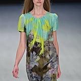 2011 Spring London Fashion Week: Matthew Williamson