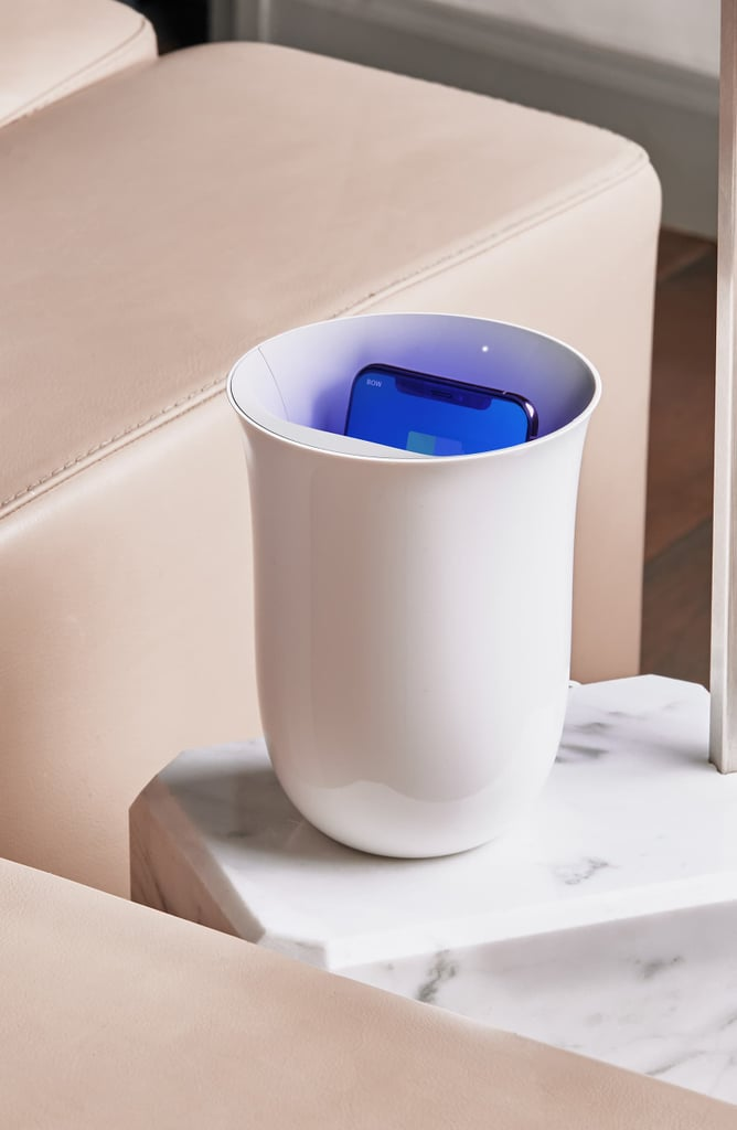 LEXON Oblio Wireless Charger & UV Cleaner