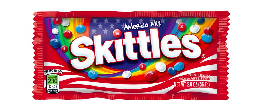 The New Fourth of July Skittles Mix Will Make You Feel Berry Patriotic