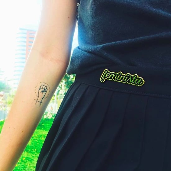 Tiny Feminist Tattoos