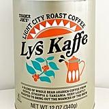 Lys Kaffe Light City Roast Coffee ($8)