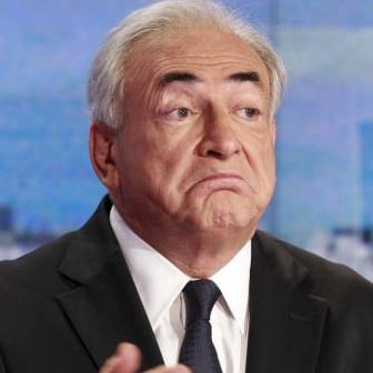 DSK First TV Interview in France