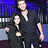 Demi Moore and Liam Hemsworth