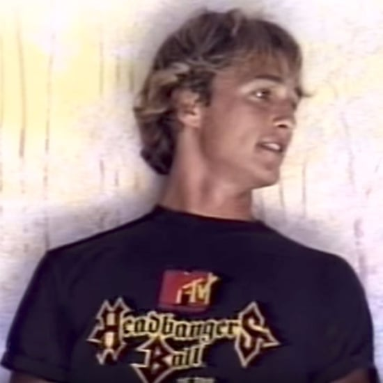 Matthew McConaughey's Dazed and Confused Audition Tape