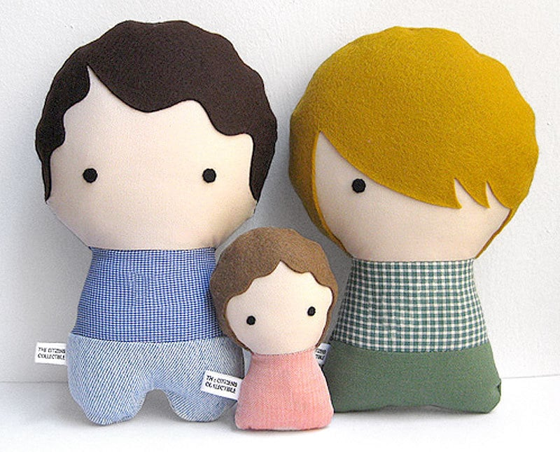 Citizens Collectible Plush Personalized Family