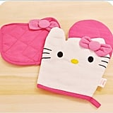 Hello Kitty Oven Mitts ($9)