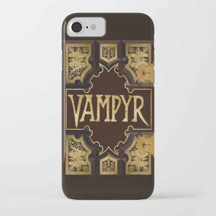 Vampyr Book Phone Case ($27, originally $36)