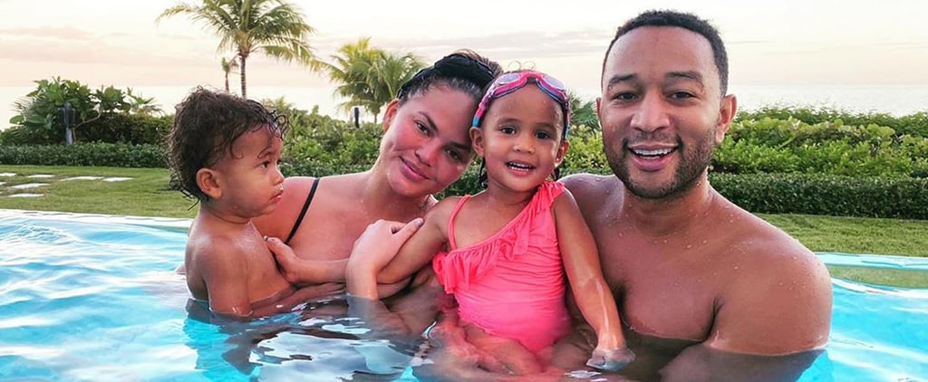How Many Kids Do Chrissy Teigen and John Legend Have?