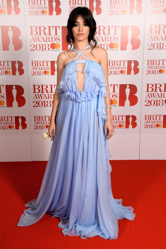 Brit Awards Red Carpet 2018