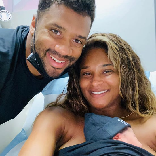 What Did Ciara and Russell Wilson Name Their Baby Son?