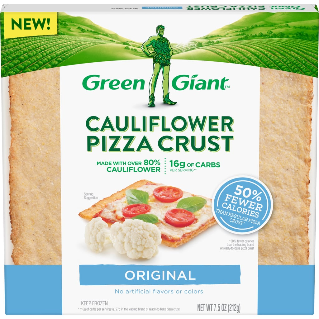 Green Giant Frozen Cauliflower Pizza Crusts