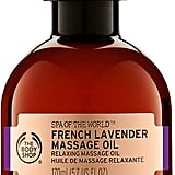 French Lavender Massage Oil
