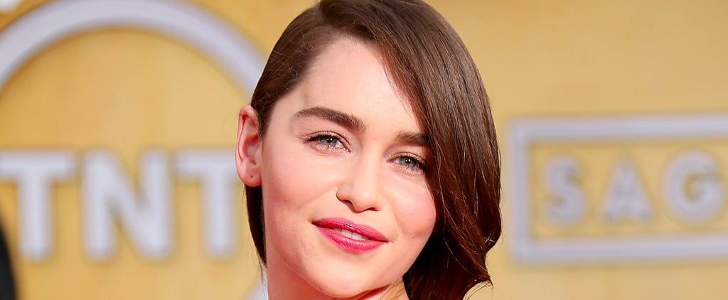 Emilia Clarke Buys a Modern $4.64M Palace Fitting For Daenerys