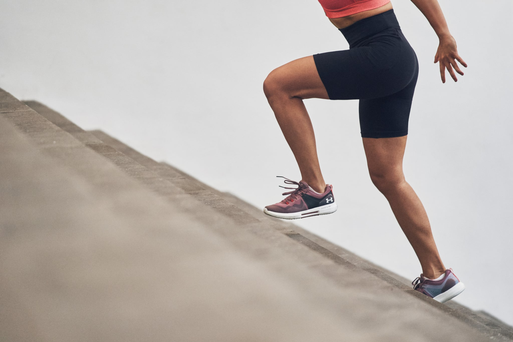 how to protecting knees in running