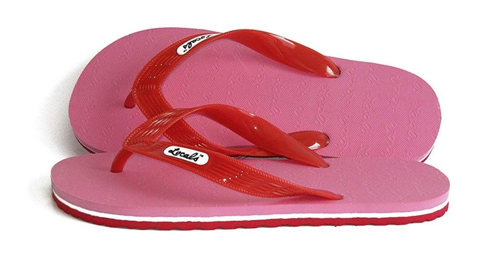 Locals Pink Slipper