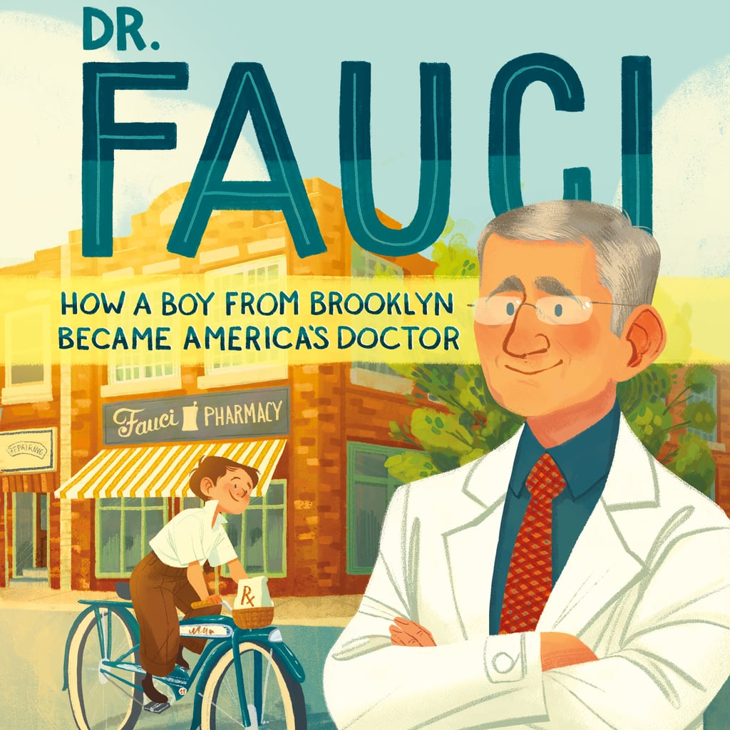 Dr. Fauci Picture-Book Biography For Kids Comes Out in June