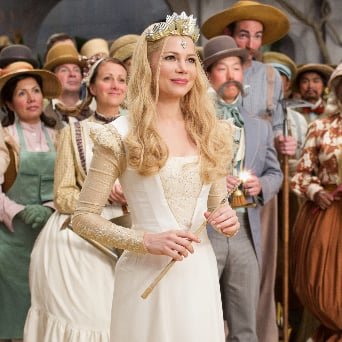 Celeb Interview: Michelle Williams, Oz The Great & Powerful
