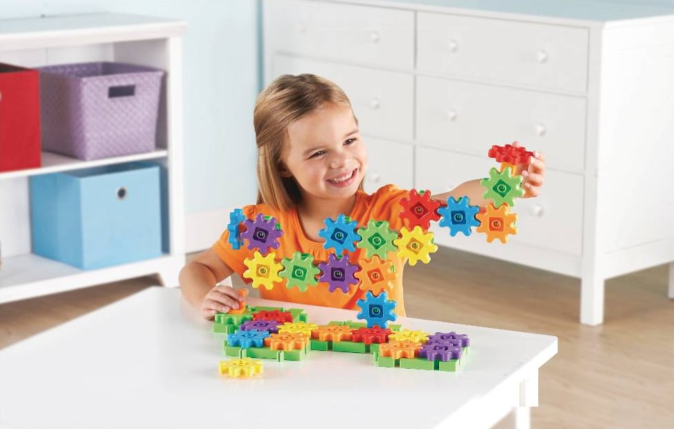 Learning Resources Gears Starter Set