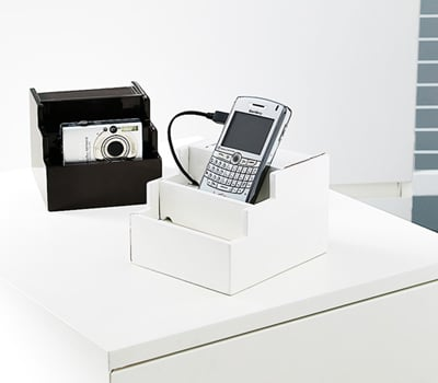 Smaller Petite Charging Station From West Elm