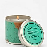 Printed Tin Candle ($10, originally $12)