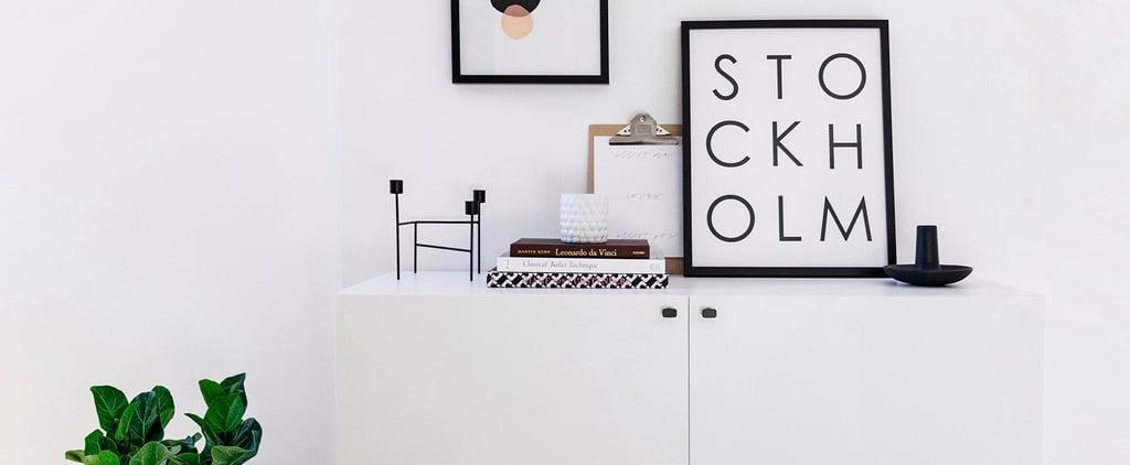 6 Designer Tricks For Hacking an Ikea Besta Cabinet
