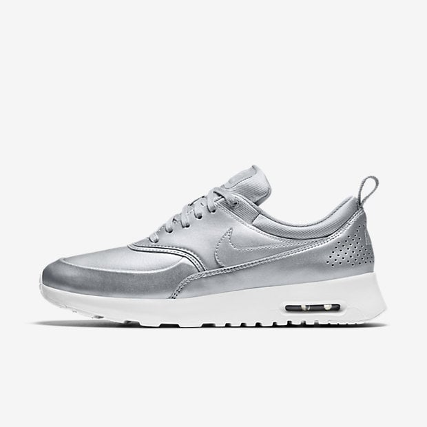 Nike Thea SE Metallic Shoe