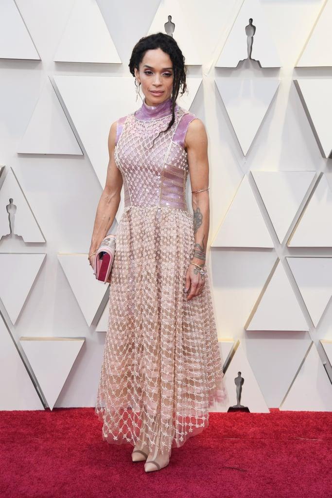 Lisa Bonet at the 2019 Oscars