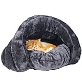 Haoun Cozy Cuddle Cave Pet Bed