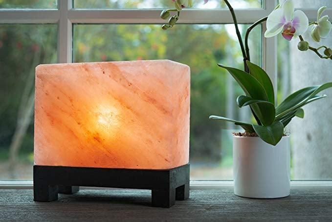 Authentic Natural Himalayan Salt Lamp