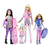Barbie Holiday Fun Dolls Gift Set
