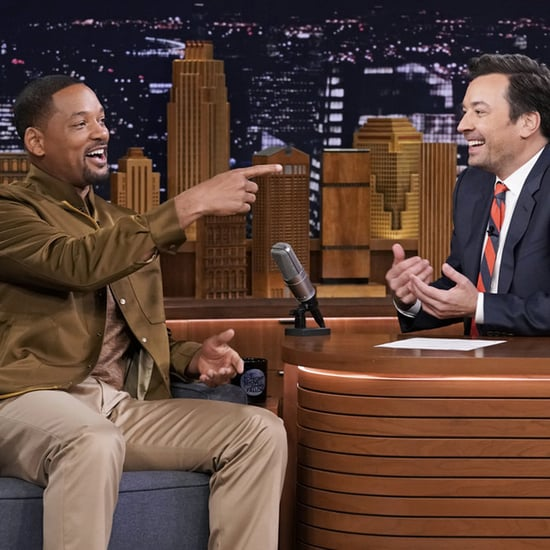 "Will Smith Raps ""Friend Like Me"" on The Tonight Show"
