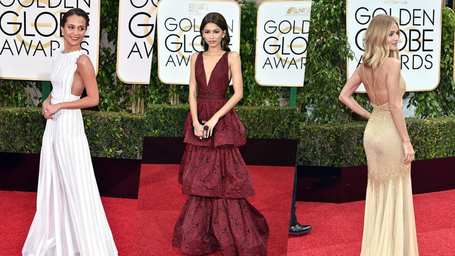 10 Golden Globes Gowns You Cannot Miss!