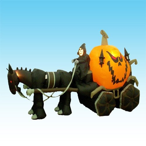 Halloween Blow Up Decorations Popsugar Family