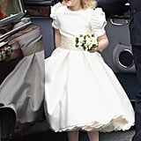 Lady Louise at Prince William's Wedding