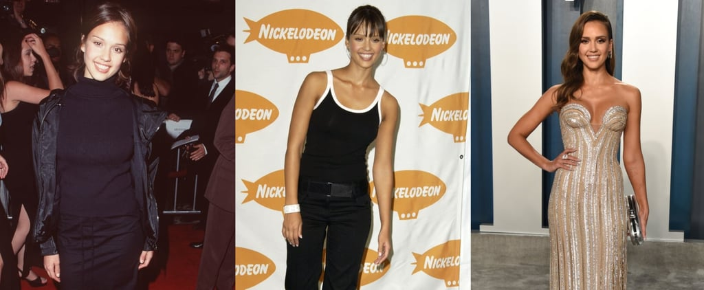 Fashion Evolution | Actress Jessica Alba