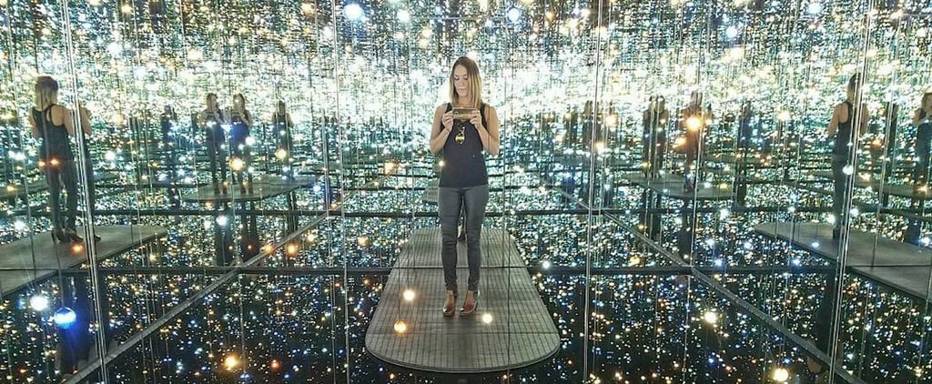 This Mirrored Infinity Room in LA Will Make You Feel Like You're in Outer Space