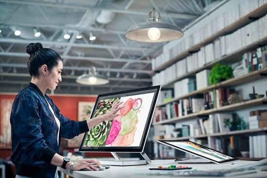 Surface Studio Details