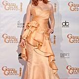 Christina Hendricks in 2010.